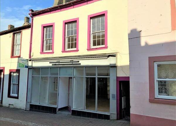 Thumbnail Restaurant/cafe for sale in Wilson Street, Workington