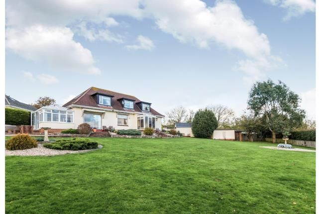 Thumbnail Detached house for sale in Pinhoe, Exeter, Devon