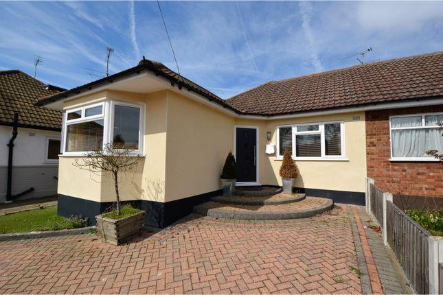 Thumbnail Semi-detached bungalow for sale in Heybridge Road, Ingatestone