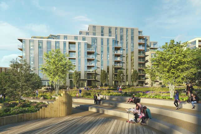 Thumbnail Flat for sale in Spring Park Drive, Woodberry Down