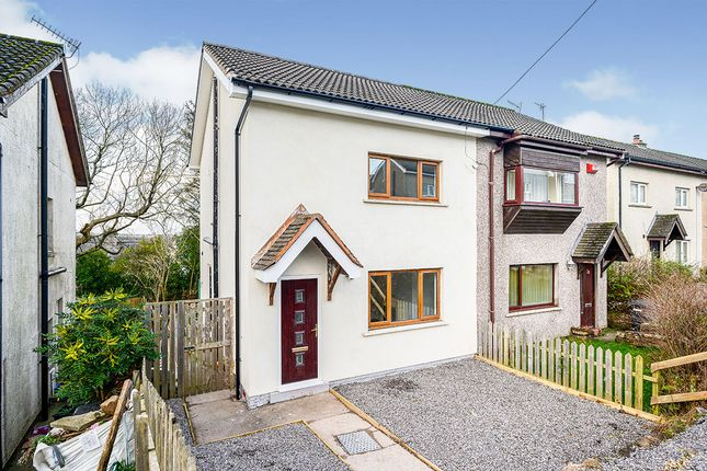 Thumbnail Semi-detached house for sale in Westmorland Road, Hensingham, Whitehaven, Cumbria