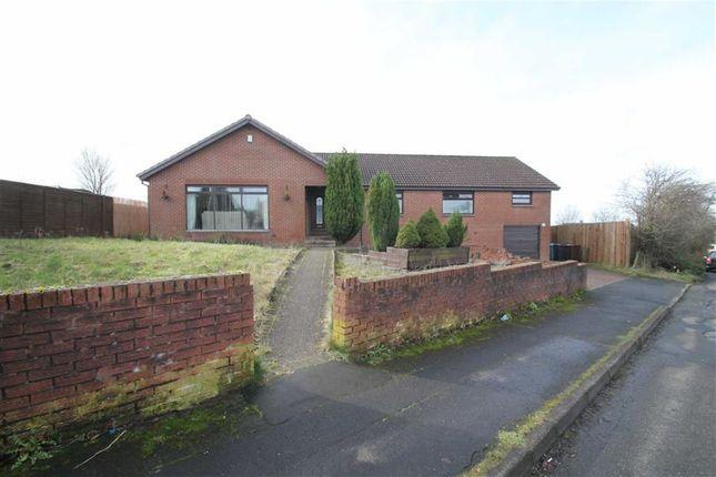 Thumbnail Detached bungalow for sale in Deveron Road, Coatbridge, Lanarkshire