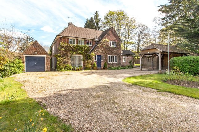 Thumbnail Detached house for sale in Norlands Drive, Otterbourne, Winchester, Hampshire