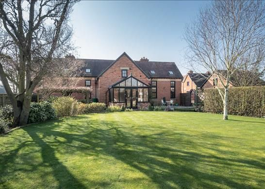 Thumbnail Detached house for sale in Tredington Park, Tewkesbury, Gloucestershire