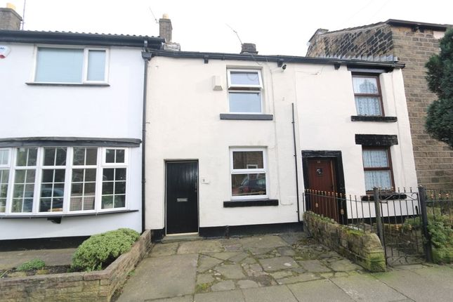 Thumbnail Terraced house to rent in Broadbottom Road, Mottram, Hyde