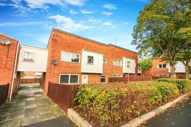 Thumbnail 1 bed flat for sale in St. Marks Close, Newcastle Upon Tyne