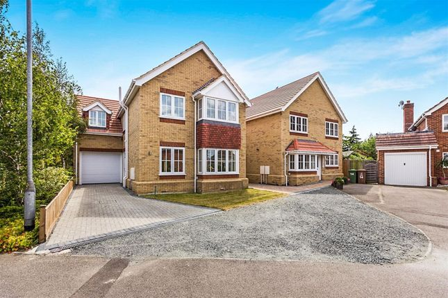 Thumbnail Link-detached house for sale in Briarfield Close, Bexleyheath