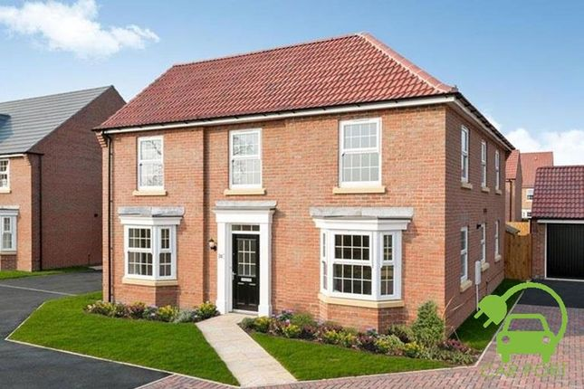 "Thumbnail Detached house for sale in ""Eden"" at Harbury Lane, Heathcote, Warwick"