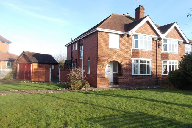 Thumbnail Semi-detached house to rent in Shelton Road, Shrewsbury