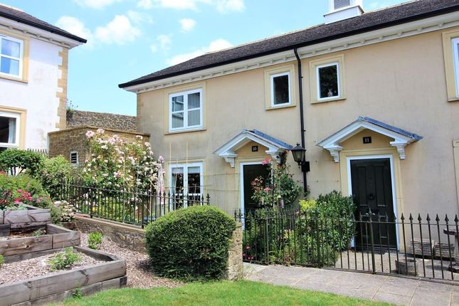 Thumbnail End terrace house for sale in Ashcombe Court, Ilminster