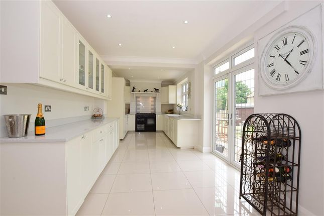 Thumbnail Semi-detached house for sale in Bower Hill, Epping, Essex