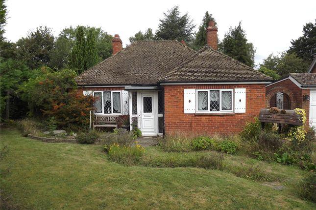 Thumbnail Bungalow for sale in Spurgrove Lane, Little Frieth, Henley-On-Thames, Buckinghamshire