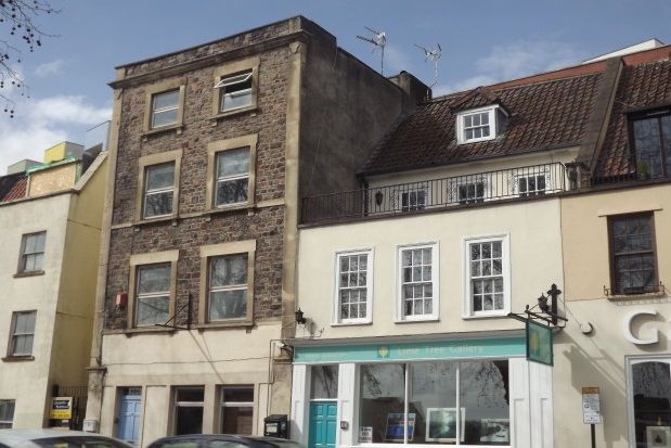 Thumbnail Property to rent in Hotwell Road, Bristol