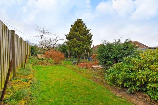 Rear Garden of Swanbourne Road, Sheffield Lane Top, Sheffield S5
