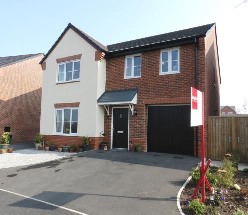 Thumbnail Detached house for sale in Heath Place, Winsford, Cheshire