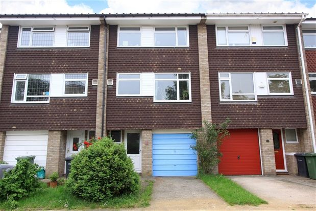 Thumbnail Property to rent in Forestholme Close, Taymount Rise, London
