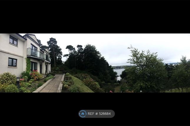 Thumbnail Flat to rent in Glenburn Road, Rothesay, Isle Of Bute