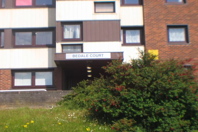 Exterior of Bedale Court, Low Fell NE9