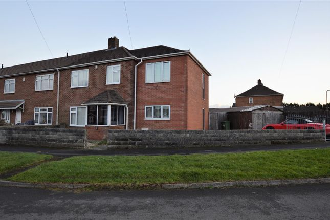 Thumbnail Semi-detached house for sale in Hawthorn Road, Llanharry, Pontyclun