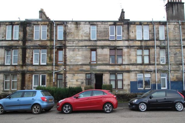 Thumbnail 1 bed flat for sale in 16, Blackhall Street, Ground Floor, Paisley PA11Tf