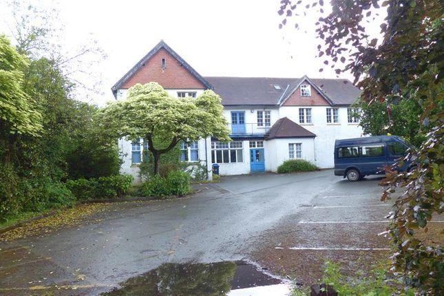 Thumbnail Property for sale in Cefnllys Lane, Llandrindod Wells