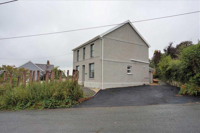 Thumbnail Detached house for sale in Heol-Yr-Ysgol, Cefneithin, Llanelli