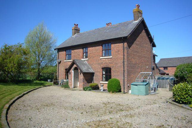 Thumbnail Farmhouse to rent in Shard Road, Hambleton, Poulton-Le-Fylde