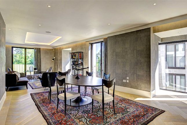 Thumbnail Flat for sale in St Edmunds Terrace, St Johns Wood