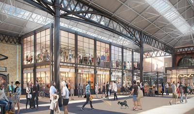 Thumbnail Retail premises to let in North Pavilion, Spitalfields, London