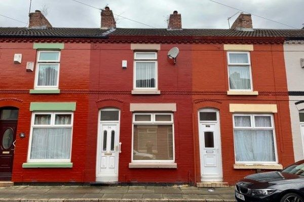 Front of Ronald Street, Liverpool, Merseyside L13