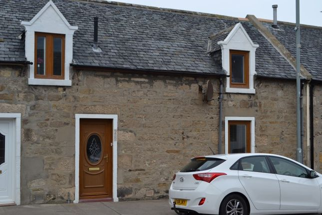 Thumbnail Terraced house for sale in Queen Street, Lossiemouth