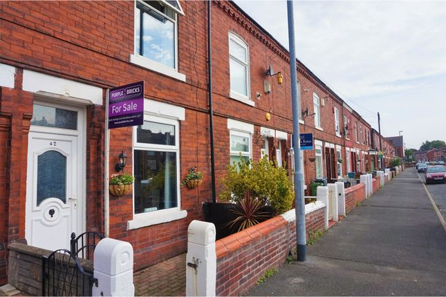 Thumbnail Terraced house for sale in Cranbrook Road, Manchester