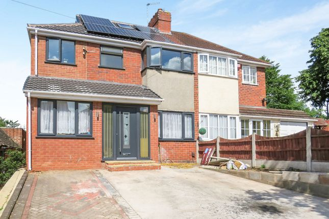Thumbnail Detached house for sale in Stanford Avenue, Great Barr, Birmingham