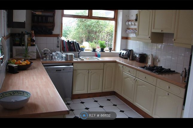 Thumbnail Terraced house to rent in Greenway Road, Taunton