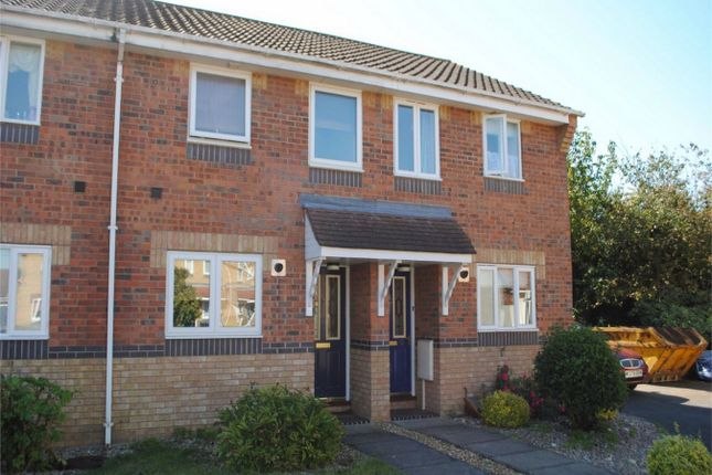 Thumbnail Terraced house to rent in Buttercup Court, Deeping St James, Peterborough, Lincolnshire