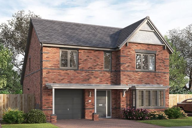 """Thumbnail Detached house for sale in """"The Skybrook"""" at Acorn Drive, Camperdown, Newcastle Upon Tyne"""