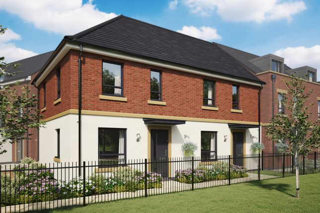 Thumbnail Semi-detached house for sale in Pilgrove Way, Springbank, Cheltenham