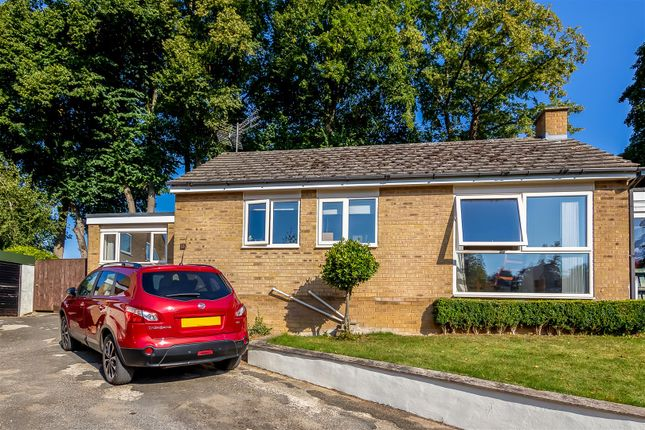 Thumbnail Detached bungalow for sale in Hill Close, Charlbury, Chipping Norton