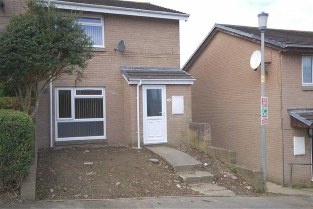Thumbnail End terrace house for sale in 48, Garth Dinas, Penparcau, Aberystwyth