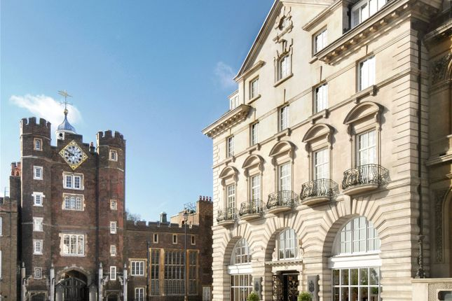 Thumbnail Flat for sale in The Clarence, 88 St. James's Street, London
