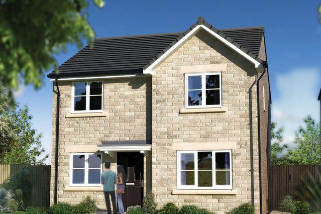 Thumbnail Detached house for sale in Scholar's Park, Bourne Avenue, Darlington, County Durham