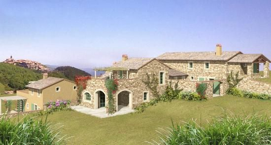1 bed detached house for sale in Cinigiano, Cinigiano, Grosseto, Tuscany, Italy