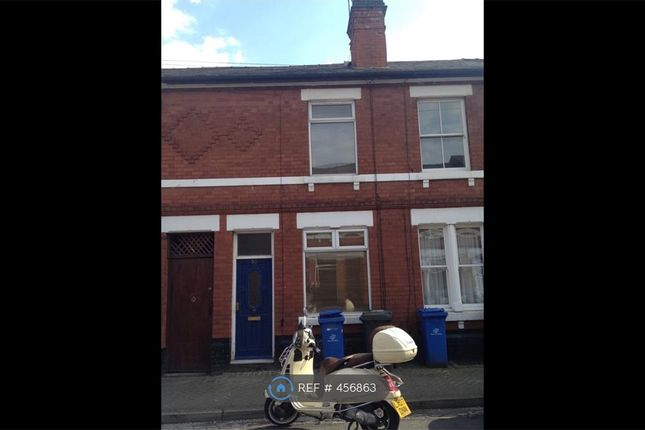 Thumbnail Terraced house to rent in King Alfred Street, Derby