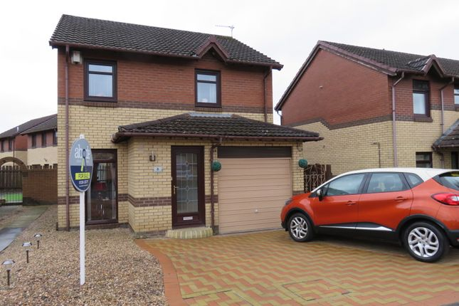 Thumbnail Detached house for sale in Cameronian Place, Bellshill