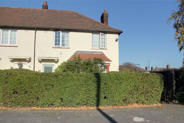 Thumbnail End terrace house for sale in Barkham Road, London