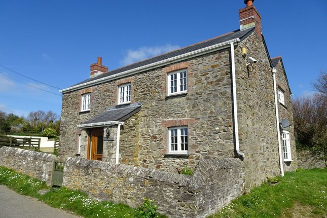 Thumbnail Detached house for sale in Plain An Gwarry School Hill, St. Ewe, St. Austell, Cornwall