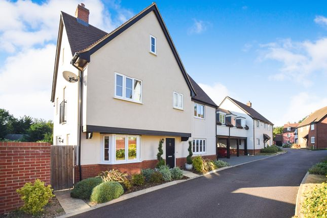 Thumbnail Link-detached house for sale in Arbour Mews, Harlow