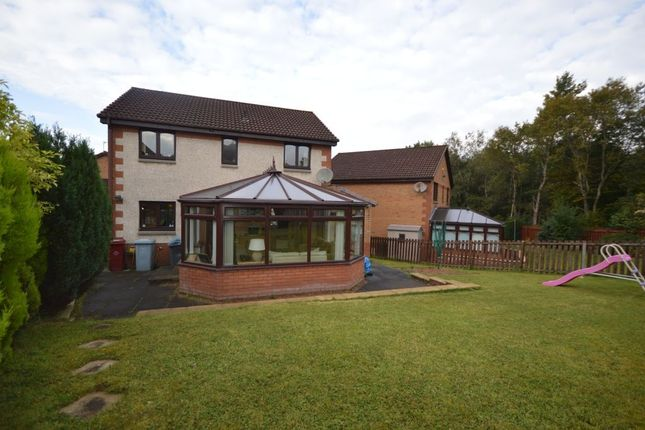 4 bed detached house for sale in Dunnottar Court, East Kilbride, Glasgow