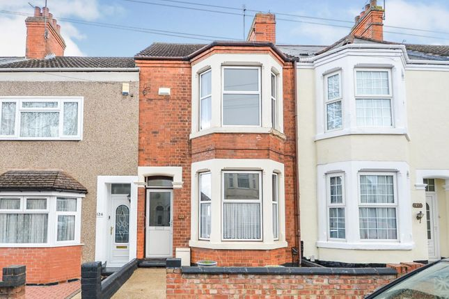 3 bed terraced house for sale in Bath Street, Rugby CV21