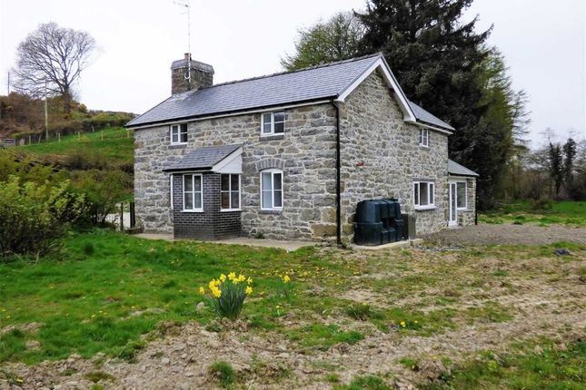 Thumbnail Detached house to rent in Llanerfyl, Welshpool